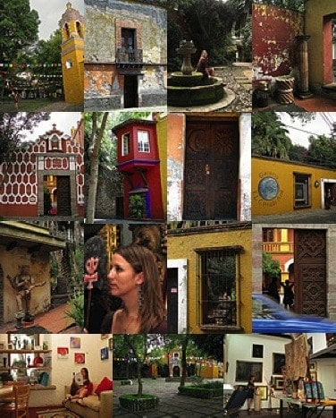 Click to view the photos of Coyoacan in Flickr