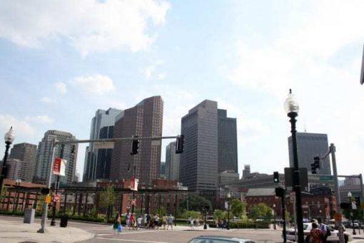 Boston Big Dig - End Result