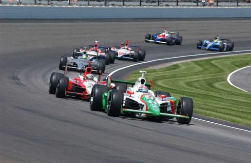 Indy car Indianapolis