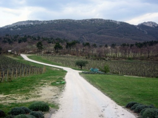 Road trip in Provence France