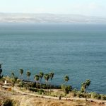 Biking the Sea of Galilee