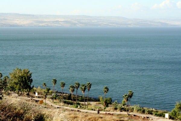 Biking The Sea Of Galilee The Traveler S Way