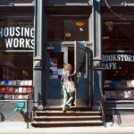 Housing works NYC book store exterior