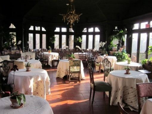 Blantyre restaurant Berkshires NY