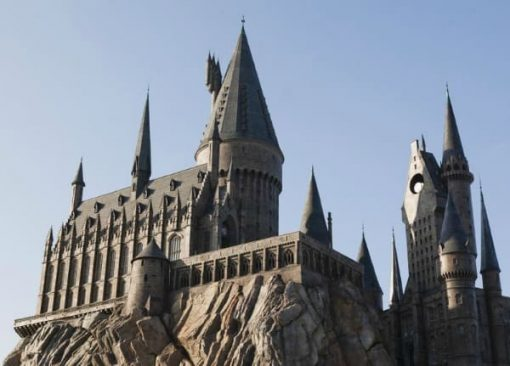 Hogwarts Cstle
