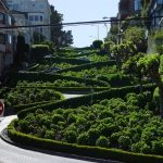 Photo Friday:  Lombard Street, The Crookedest Street in the World