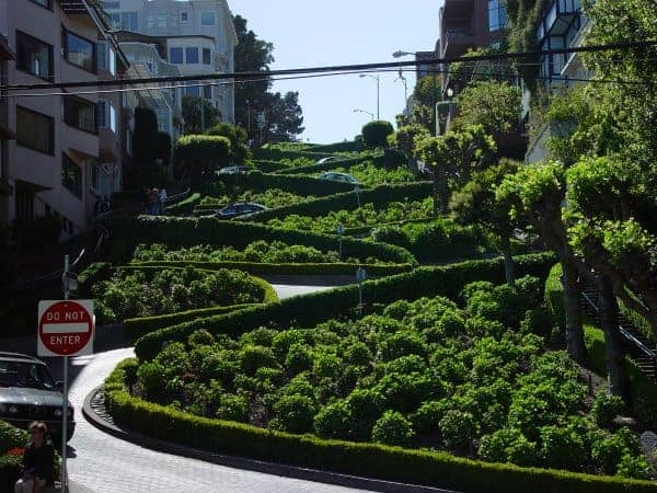 lombard street san francisco crooked