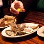 Oysters At Ten Bells, New York City
