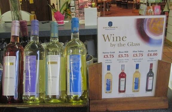 Denbies Wine By The Glass