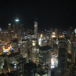 Chicago Skyline @ Night