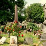Visiting Kensal Green Cemetery in London