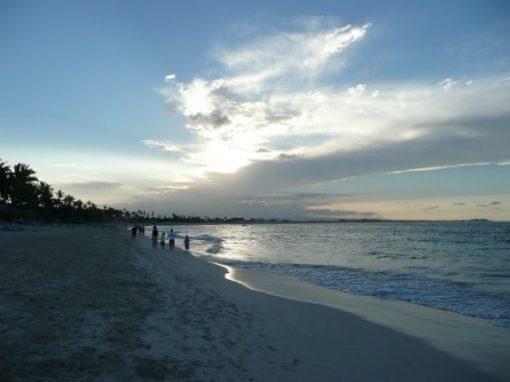 Punta Cana beach Dominican Republic
