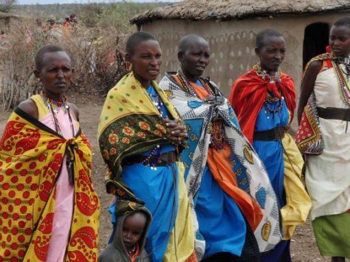 maasai mara women