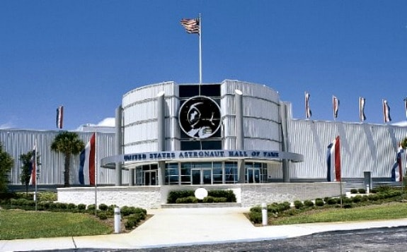 Astronaut Hall Of Fame In Titusville Florida The