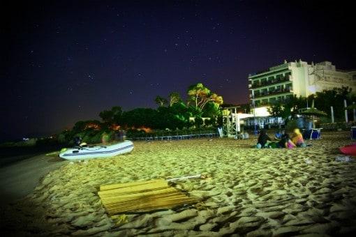 Mallorca @ night
