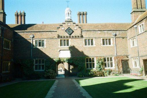 Abbot's Hospital Peaceful Garden