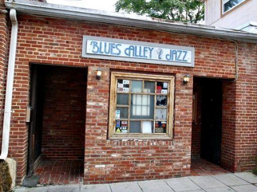 Blues Alley Washignton DC
