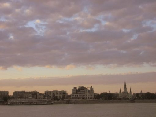 French Quarter skyline in New Orleans (photo by Tui Snider)