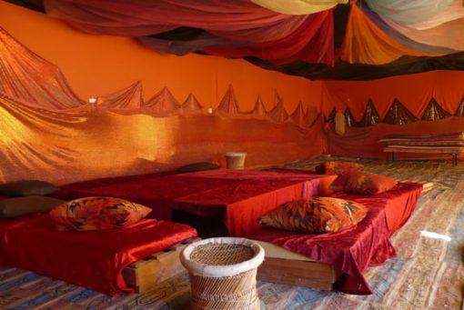 Bedouin Tent known as a Khan