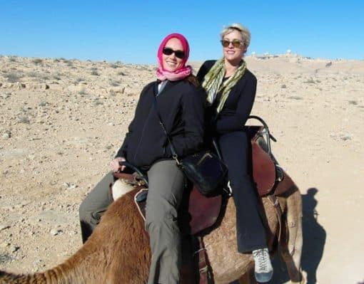 Camel Ride, Negev Desert Israel
