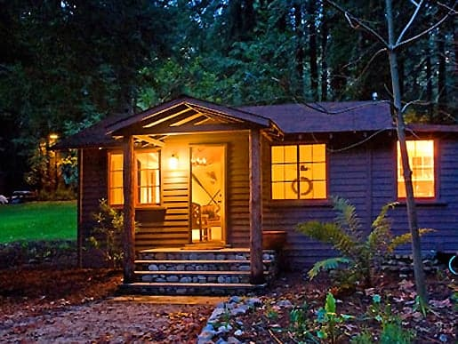 Glen oaks big sur cabin the traveler 39 s way for Big sur cabin