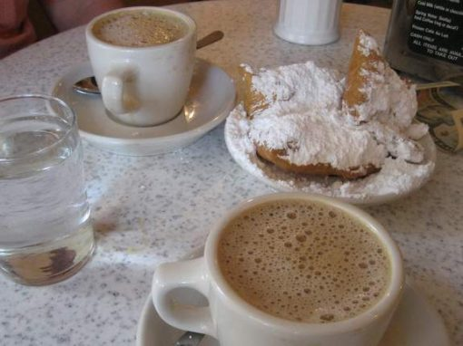 Cafe du Monde in New Orleans (photo by Tui Snider)