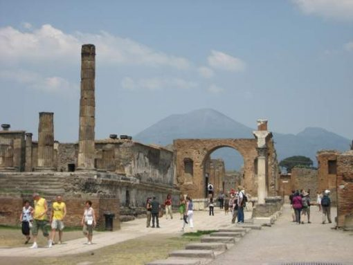 Pompeii, Italy (photo by Tui Snider)