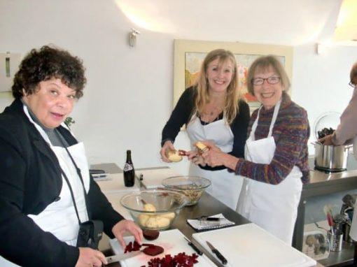 Cooking Time in Belgium