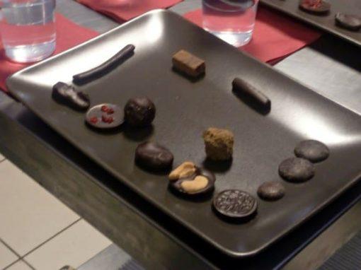 Gerbaud chocolate, Brussels