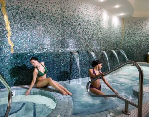 Nurture - The Spa at Luxor - Whirlpool