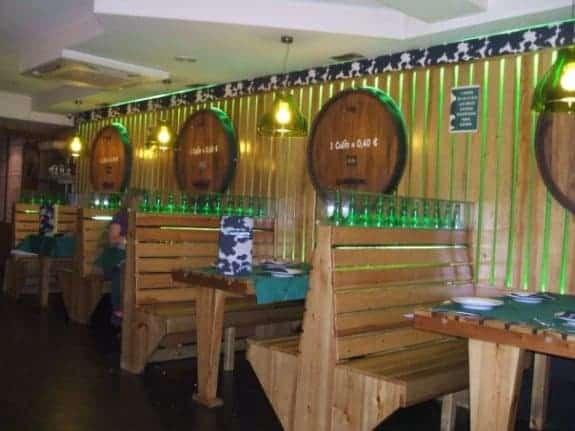 cider, asturias