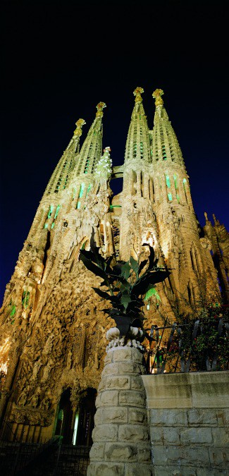 Sagrada Familia-Courtesy Barcelona Turisme