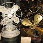 Quirky Indiana:  Antique Fan Museum