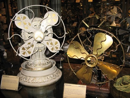 Quirky Indiana Antique Fan Museum The Traveler S Way