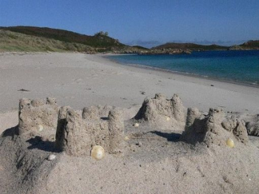 Great Bay, St Martins, Isles of Scilly