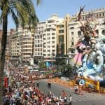 Las Fallas - Courtesy of Valencia Tourism Board