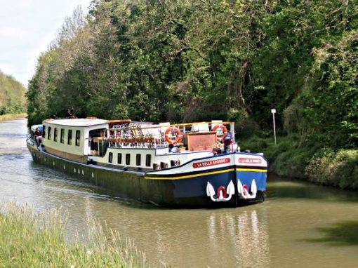 french barge cruise