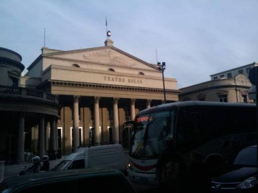 Teatro Solis Montevideo