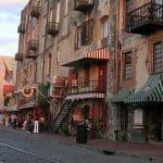 Savannah, Georgia:  History Around Every Corner