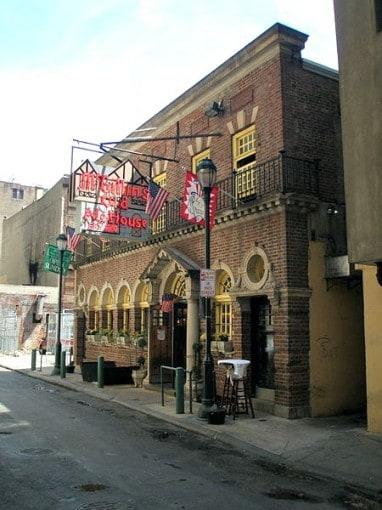 McGillins Olde Ale House Philadelphia