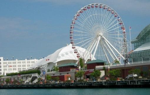 Navy Pier Wheel