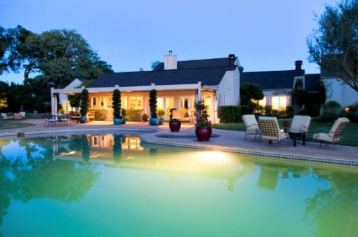 Vineyard Knoll Estate in Sonoma wine country