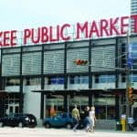 Shopping at the Milwaukee Public Market