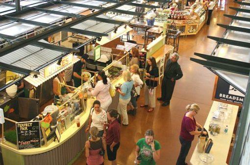 Milwaukee Public Market_from Upstairs