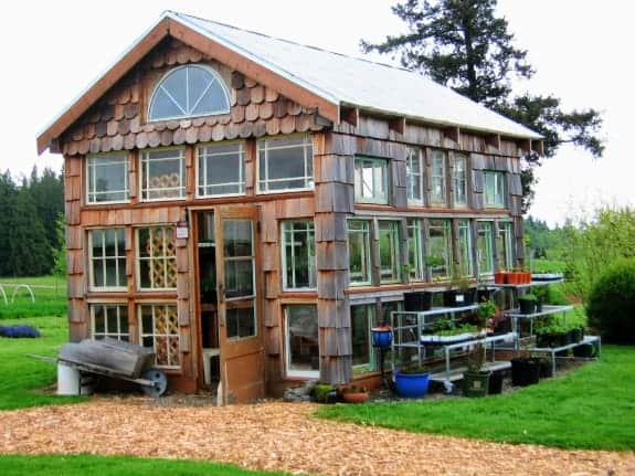 Red Barn lavender farm in Bellingham Washington
