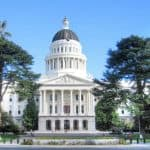 Photo Friday:  California Capitol Building in Sacramento