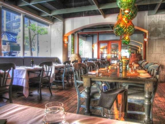 Restaurant Review Greek Dining At Estiatorio Volos