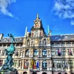 Photo Friday:  Antwerp City Hall