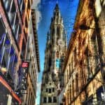 Photo Friday:  Cathedral of Our Lady, Antwerp, Belgium