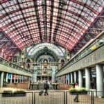 Photo Friday:  Antwerp Central Station, Belgium